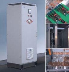 Источник тока с емкостью 25 Ф и номинальным напряжением 230 В