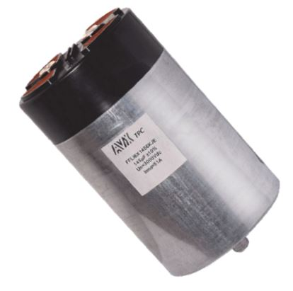 Безмасляные конденсаторы
