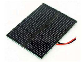 Фотоэлектрический преобразователь солнечной энергии
