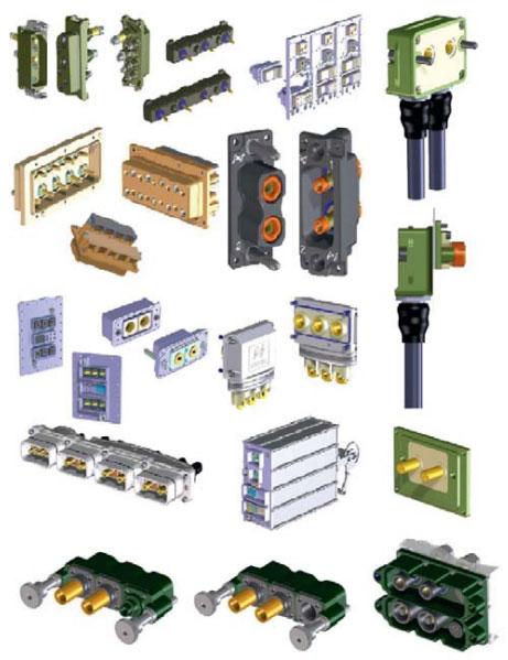 Различные готовые конструкции на основе серии Modular Power