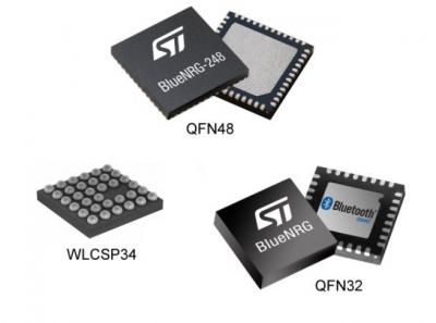 малопотребляющая однокристальная BLE (Bluetooth low energy) система